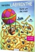 Verrückte Labyrinthe - Rund um die Welt
