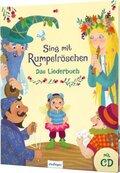 Sing mit Rumpelröschen, m. Audio-CD