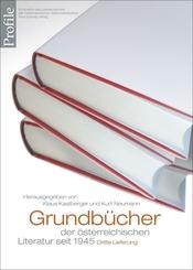 Grundbücher der österreichischen Literatur. Dritte Lieferung