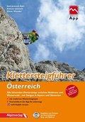 Klettersteigführer Österreich