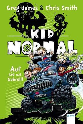 Kid Normal. Auf sie mit Gebrüll!