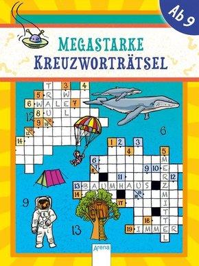Megastarke Kreuzworträtsel