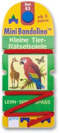 MiniBandolino (Spiele): Kleine Tier-Rätselspiele (Kinderspiel); .83