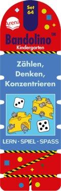 Bandolino (Spiele): Zählen, Denken, Konzentrieren (Kinderspiel); .64