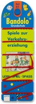 Bandolo (Spiele): Spiele zur Verkehrserziehung (Kinderspiel); .61