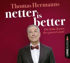 Netter is better, 5 Audio-CDs