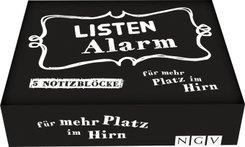 Listenalarm - Die Zettelbox für mehr Platz im Gehirn