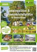BVCD-Campingführer Campingplätze und Wohnmobilstellplätze in Deutschland 2020