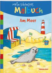 Mein schönstes Malbuch Am Meer