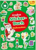 Großes Sticker-Buch Weihnachten