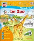 Im Zoo, Mitmach-Heft