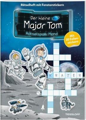 Der kleine Major Tom. Rätselspaß: Mond