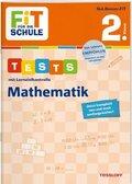 Tests mit Lernzielkontrolle, Mathematik 2. Klasse