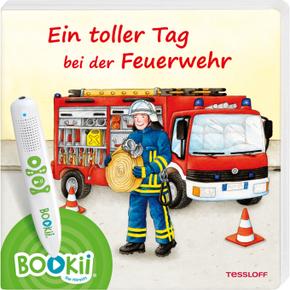 BOOKii Ein toller Tag bei der Feuerwehr