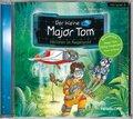 Der kleine Major Tom Hörspiel - Verloren im Regenwald, 1 Audio-CD