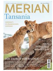 MERIAN Tansania und Sansibar