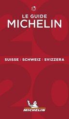 Michelin Suisse/Schweiz/Svizzera 2020
