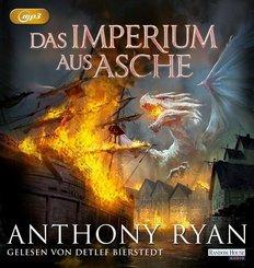 Das Imperium aus Asche, 3 Audio-CD, MP3