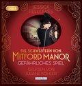 Die Schwestern von Mitford Manor - Gefährliches Spiel, 2 MP3-CD