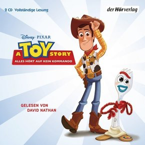 A Toy Story, 2 Audio-CDs