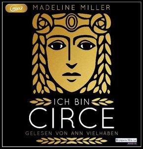Ich bin Circe, 2 Audio-CDs, MP3-CD