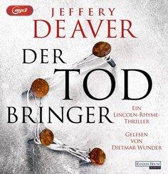 Der Todbringer, 2 MP3-CDs