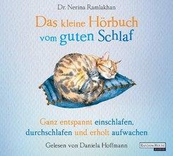 Das kleine Hör-Buch vom guten Schlaf, 1 Audio-CD