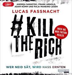 #KillTheRich - Wer Neid sät, wird Hass ernten, 3 MP3-CD