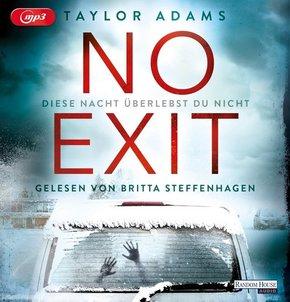 No Exit, 2 MP3-CD