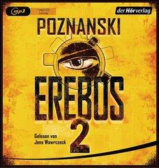 Erebos 2, 1 Audio-CD,