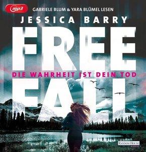 Freefall - Die Wahrheit ist dein Tod, 2 MP3-CD