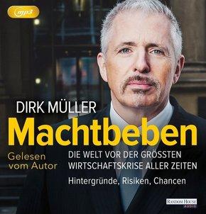 Machtbeben, 1 MP3-CD