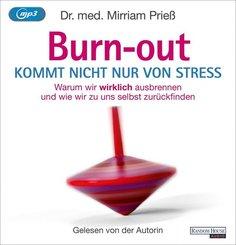 Burnout kommt nicht nur von Stress, 1 MP3-CD