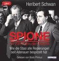 Spione im Zentrum der Macht, 2 MP3-CD