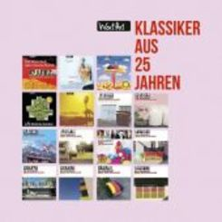 "25 Jahre WortArt ""Klassiker"", 2 Audio-CDs"