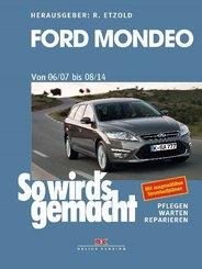 Ford Mondeo von 06/07 bis 08/14