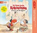 Der kleine Drache Kokosnuss erforscht das Alte Ägypten, 1 Audio-CD