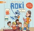 ROKI - Kuddelmuddel im Klassenzimmer, 2 Audio-CDs
