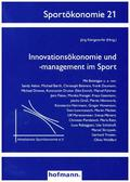 Innovationsökonomie und -management im Sport