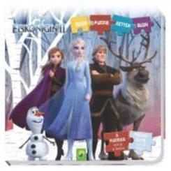 Die Eiskönigin 2 - Mein Puzzle-Ketten-Buch