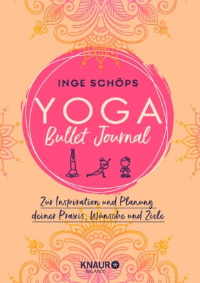 Yoga Bullet Journal