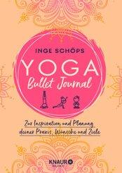 Yoga Bullet Journal