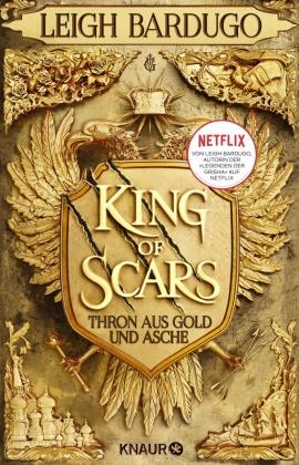 King of Scars - Thron aus Gold und Asche