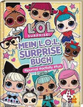 L.O.L. Surprise! Mein L.O.L. Surprise-Buch