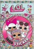 L.O.L. Surprise! 1000 Sticker