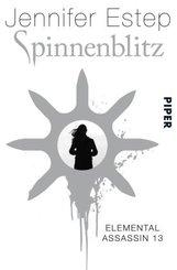 Elemental Assassin - Spinnenblitz