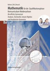 Mathematik für die Qualifikationsphase, Kerncurriculum Niedersachsen, Schülerbuch