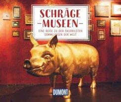 DuMont Geschenkbuch Schräge Museen