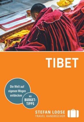 Stefan Loose Travel Handbücher Reiseführer Tibet