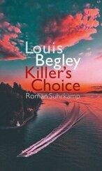 Killer's Choice; Buch und CD
